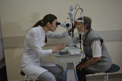 Офтальмологическая клиника Запорожье