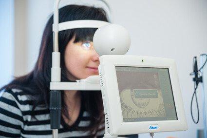Диагностика зрения Запорожье