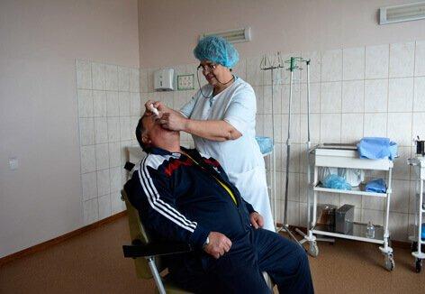 Где лучше лечить зрение в Запорожье
