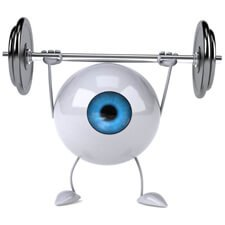 Упражнения для глаз при катаракте