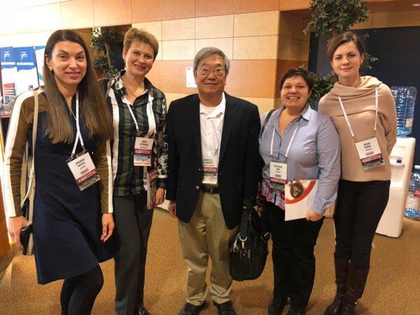 Офтальмологи ЗОКБ на конгрессе в Риме 2018